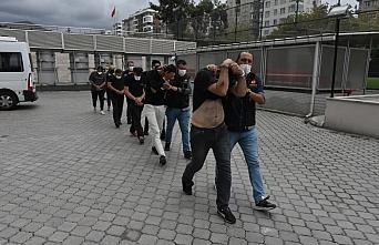 GÜNCELLEME - Samsun'daki uyuşturucu operasyonunda...