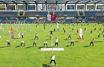 Karabük'te Avrupa Spor Haftası kutlandı