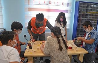 Kastamonu Gençlik Merkezi Deneyap Teknoloji Atölyesi açıldı