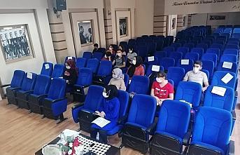 Kavak'ta destekleme ve yetiştirme kursu açıldı