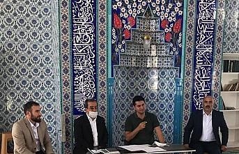 Kavak'ta din görevlileri toplantısı