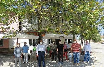 Kaymakam Demirkale'den köy ziyaretleri