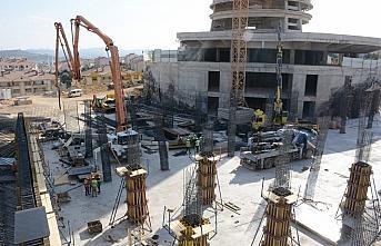 Keçiören Belediyesi, Cumhuriyet Kulesi'nin yapımını sürdürüyor