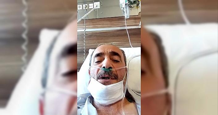Kovid-19'dan hayatını kaybeden hastanın son mesajı:...