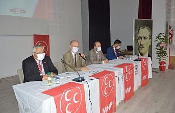 MHP Havza İlçe Başkanı Ferhat Gültekin oldu