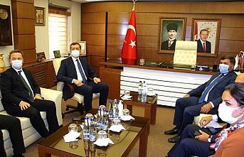 Milli Eğitim Bakanı Ziya Selçuk, Giresun'da öğretmenlerle buluştu
