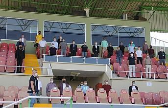 Misli.com 3. Lig'de Çarşambaspor, Elazığ Karakoçan Futbol Kulübü ile 1-1 berabere kaldı