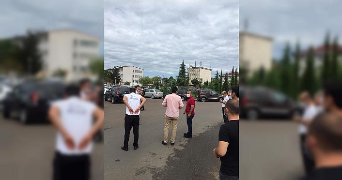 Ordu Valisi Sonel, trafik kazası nedeniyle KPSS'ye...