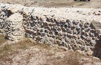 Pompeiopolis Antik Kenti'nde 2020 yılı kazıları...
