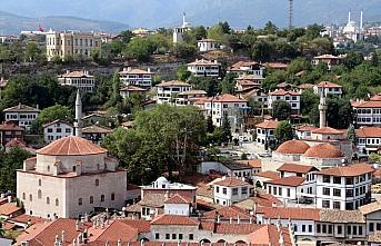Safranbolu Kovid-19 gölgesinde nüfusunun 6 katı...