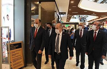 Samsun Valisi Dağlı: 'Karantinada olması gerekirken olmayanları kesinlikle affetmeyeceğiz'