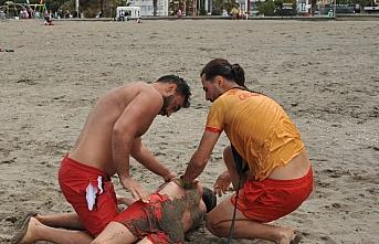 Samsun'da cankurtaranlar 3 ayda 189 kişiyi boğulmaktan...