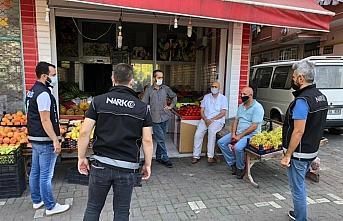Samsun'da Kovid-19 tedbirlerine uymayanlara 50 bin lira ceza