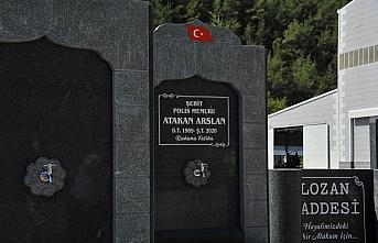 """Samsun'da şehitlerin isimleri """"Şehit Çeşmeleri""""..."""
