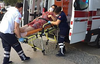 Samsun'da tartıştığı kızını bıçaklayan baba...
