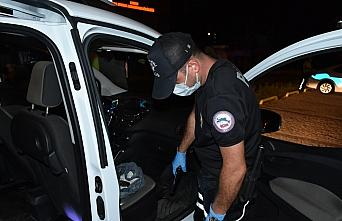 """Samsun'da trafik polisinden """"özel denetim""""..."""