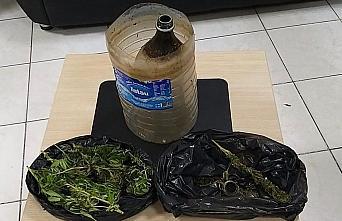 Samsun'da uyuşturucu operasyonunda yakalanan 5 kişiden biri tutuklandı