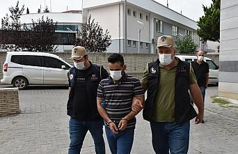 Samsun'daki DEAŞ operasyonunda Irak uyruklu...