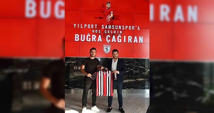 Samsunspor, Portekizli forvet Tomane ile 3+1 yıllık...