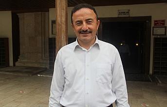 Sinop Müftüsü Düzgüney görevine başladı