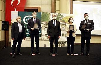 Tarihi Kentler Birliği'nden Safranbolu Belediyesi'ne ödül