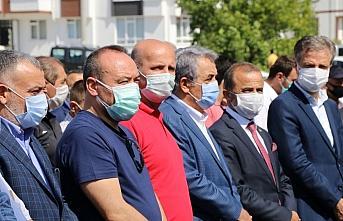 Tarım ve Orman Bakan Yardımcısı Fatih Metin'in...