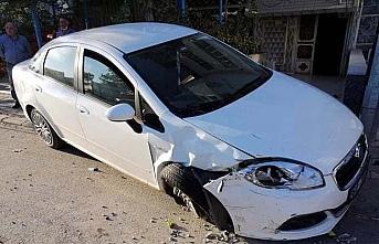 Tokat'ta zincirleme trafik kazası: 4 yaralı