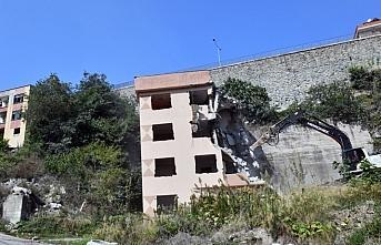 Trabzon'da kamulaştırılan alanlar için hak sahiplerine...
