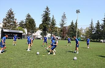 Trabzonspor'da yeni sezon hazırlıkları sürüyor