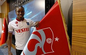 Trabzonspor'da yeni transfer Diabate ile sözleşme imzalandı