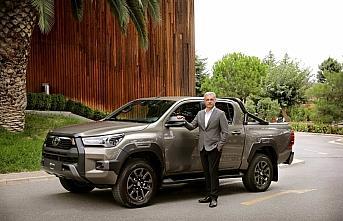 Yeni Toyota Hilux Türkiye'de satışa sunuldu