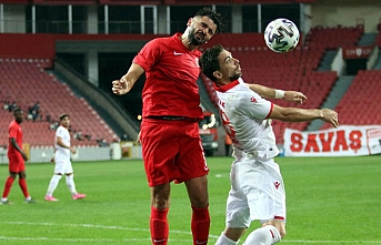 Yılport Samsunspor - Ümraniyespor maçı sonucu...
