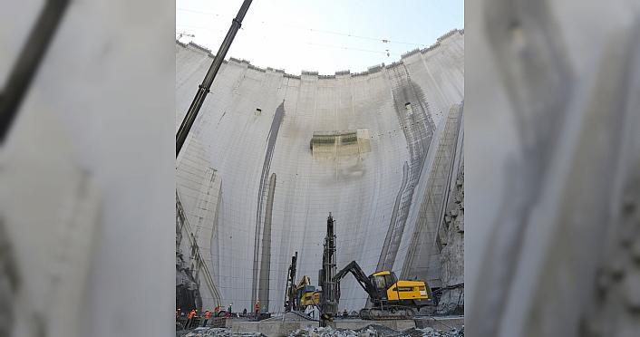 Yusufeli Barajı ile Türkiye'nin hidroelektrik enerji...