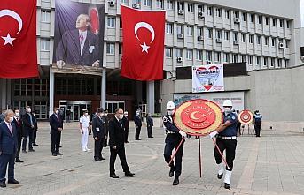 Zonguldak'ta 19 Eylül Gaziler Günü kutlandı