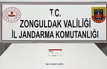 Zonguldak'ta uyuşturucu operasyonu