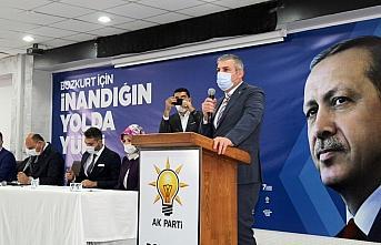 AK Parti Bozkurt İlçe Başkanlığına Murat Gürsoy getirildi