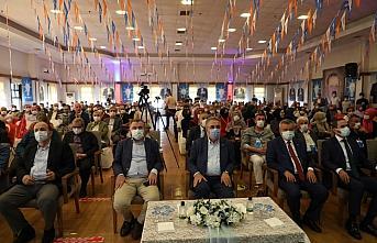 AK Parti Genel Başkan Yardımcısı Hayati Yazıcı, Çayeli İlçe Kongresinde konuştu: