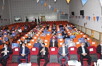 AK Parti Havza Gençlik Kolları Başkanı Şenkal oldu