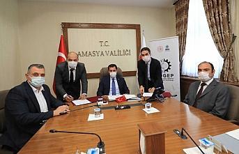 Amasya'da kadınların istihdamı için proje başlatıldı