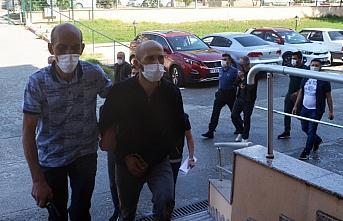 Amasya'da uyuşturucu operasyonunda 4 kişi yakalandı