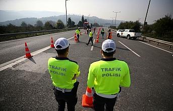 Anadolu Otoyolu Bolu Dağı Tüneli Ankara yönü hafif tonajlı araçlara açıldı
