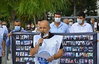 Ankara Garı önündeki terör saldırısında ölenler Çorum'da anıldı