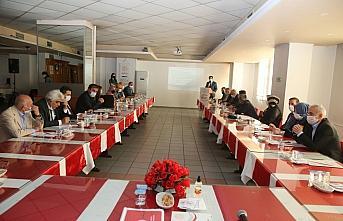 Artvin'de Hayat Boyu Öğrenme İl Komisyonu Toplantısı gerçekleştirildi