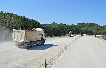 Bartın'da 30 kilometrelik dağlık yol tünellerle aşılacak