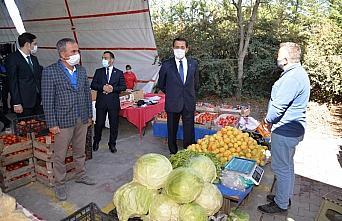 Bolu'da 2 bin 259 personelle Kovid-19 denetimi yapıldı
