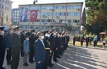 Boyabat'ta 29 Ekim Cumhuriyet Bayramı törenle kutlandı