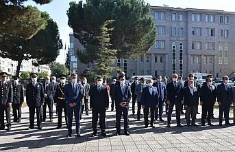 Boyabat'ta Cumhuriyetin 97'nci yılı dolasıyla tören düzenlendi