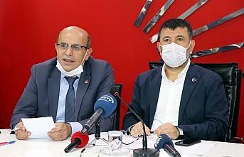 CHP Genel Başkan Yardımcısı Ağbaba Karabük'te...