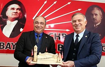 CHP milletvekilleri Zeybek ve Aydoğan'ın Bayburt ziyareti