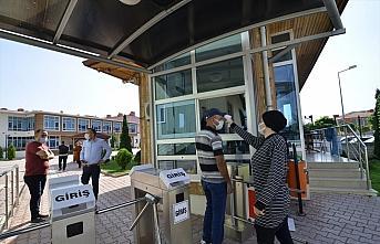 Çorum'da 9 kişi KYK yurdunda karantinaya alındı